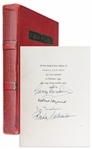 Porgy and Bess Deluxe Limited First Edition Signed by George Gershwin, Ira Gershwin, DuBose Heyward and Director Rouben Mamoulian