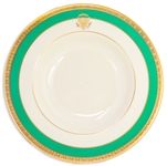 Jimmy Carter White House China Soup Bowl Made for State Dinners