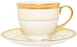 Bill Clinton White House China Cup and Saucer to Honor the 200th Anniversary of the White House