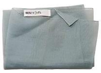 Wallis Simpson, the Duchess of Windsor Owned Handkerchief in Her Signature Wallis Blue Color