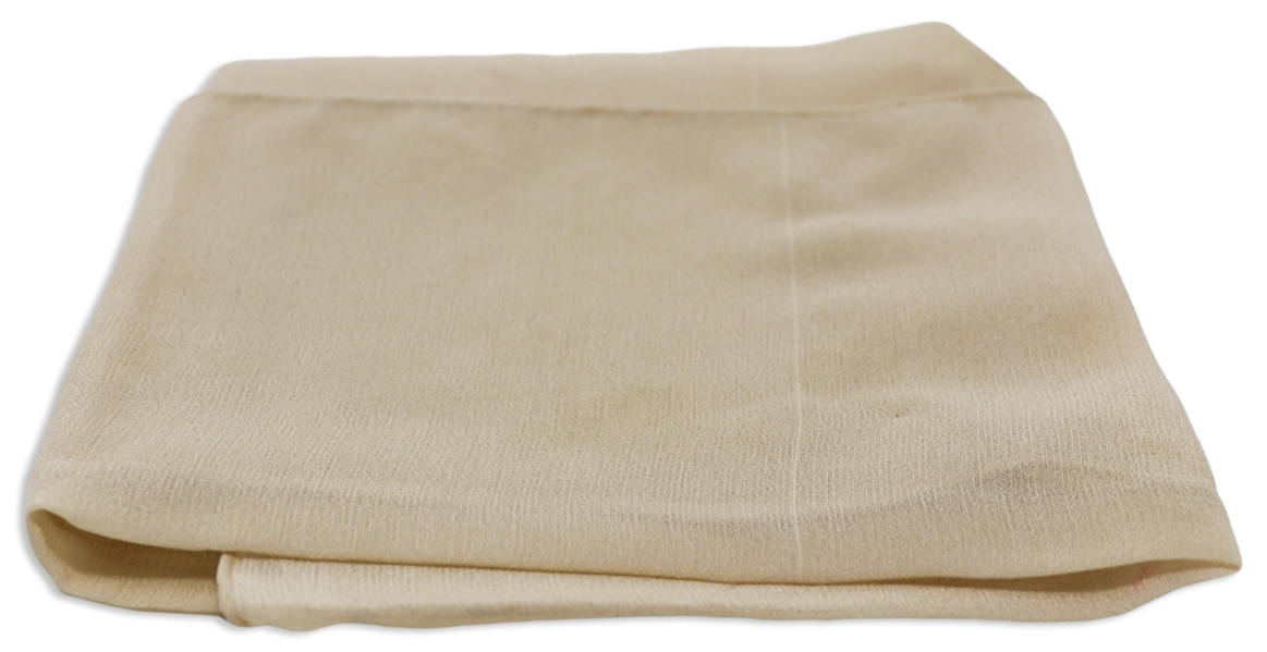 Wallis Simpson, the Duchess of Windsor Owned Handkerchief