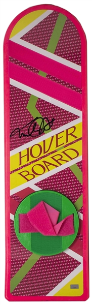 ''Back to the Future'' Hoverboard Signed by Michael J. Fox