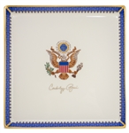 Beautiful Lenox Gift Tray Made for the 66th Secretary of State, Condoleezza Rice