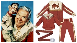 Buffalo Bob Smith Worn Howdy Doody Costume
