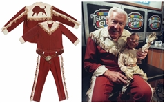 Buffalo Bob Smith Costume Worn on Its Howdy Doody Time: A 40-Year Celebration