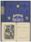 Scarce First Edition, First Printing of Mark Twains Adventures of Tom Sawyer