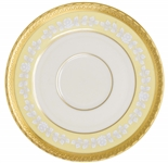 Bill Clinton White House China Tea Saucer to Honor the 200th Anniversary of the White House