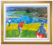 LeRoy Neiman Signed Limited Edition Serigraph of Mystic Rock