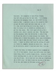 Hunter Thompson 1966 Letter Signed LSD in Type -- ...The only balm was the assurance (heh) that Ballantine is going to buy the RD [Rum Diary] and the offer of a blind advance from Random...