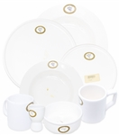 Seven Pieces of Tableware Owned by the Kennedy Family -- From Sothebys 2005 Sale, Property From Kennedy Family Homes