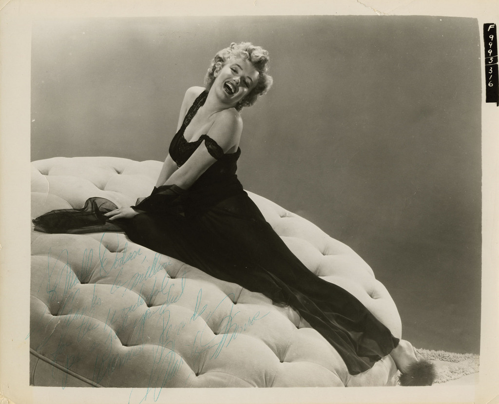 marilyn monroe memorabilia consignments wanted