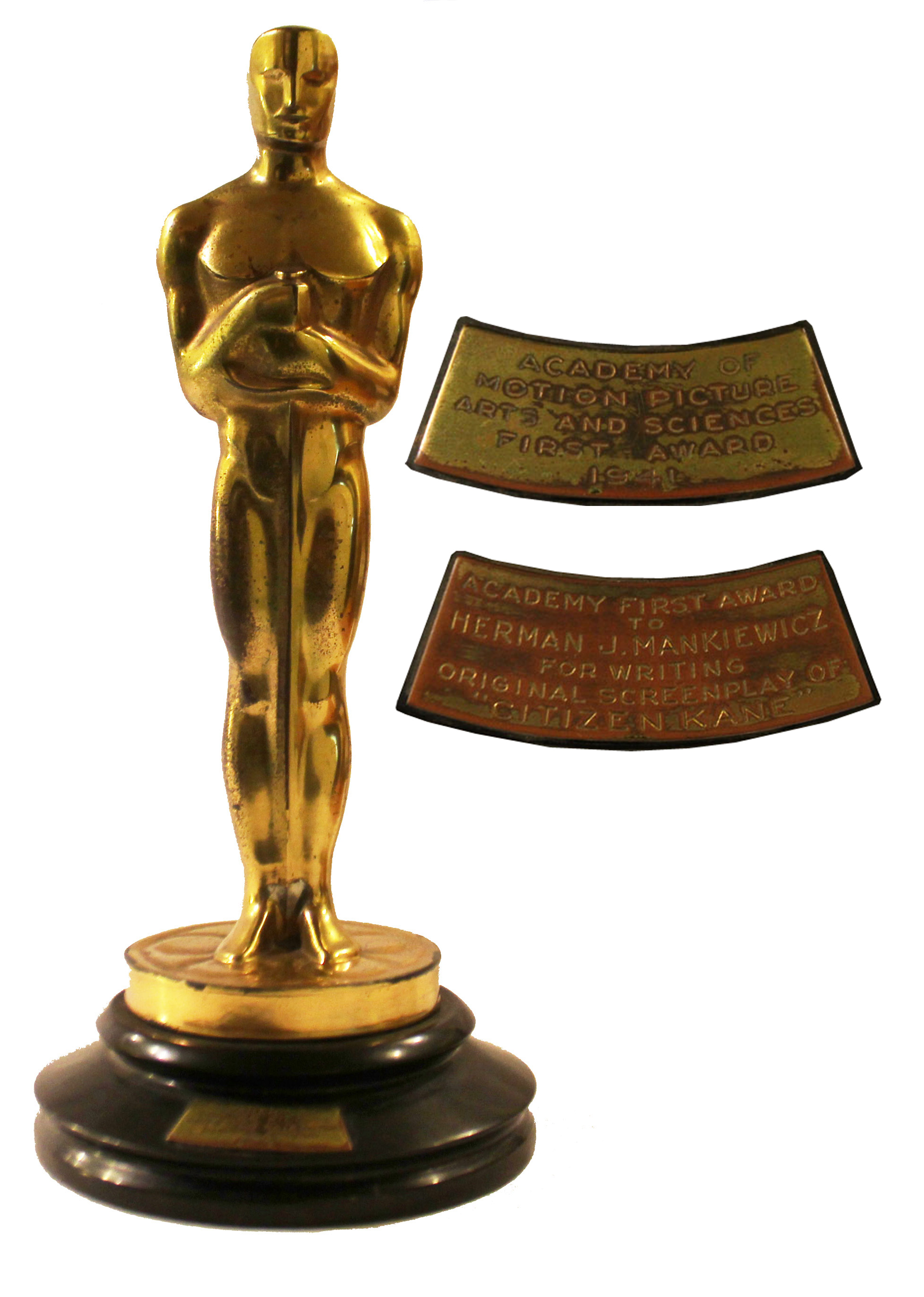 Image Result For Oscar Trophy History