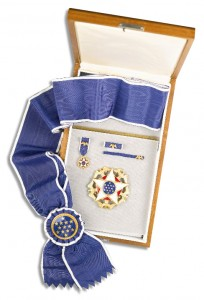 Presidential Medal of Freedom award
