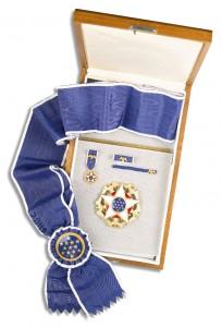 Presidential Medal of Freedom award
