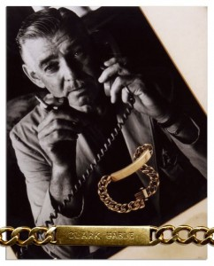 Clark Gable memorabilia