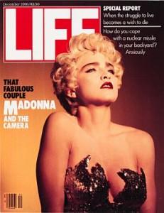 Madonna Memorabilia