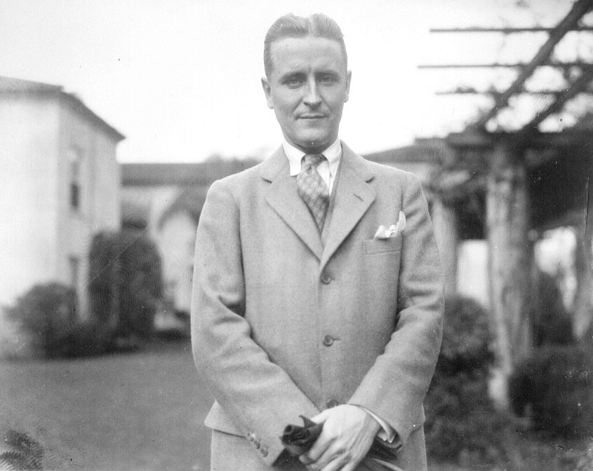 an examination of the great gatsby by f scott fitzgerald The great gatsby is a novel that is full of and a determined sentence structure created by no other than f scott fitzgerald tracing fitzgerald's language.