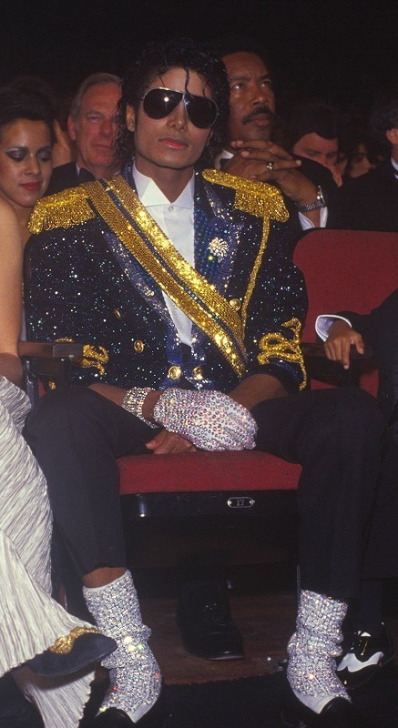 fe451eca70 Michael Jackson Memorabilia Auction