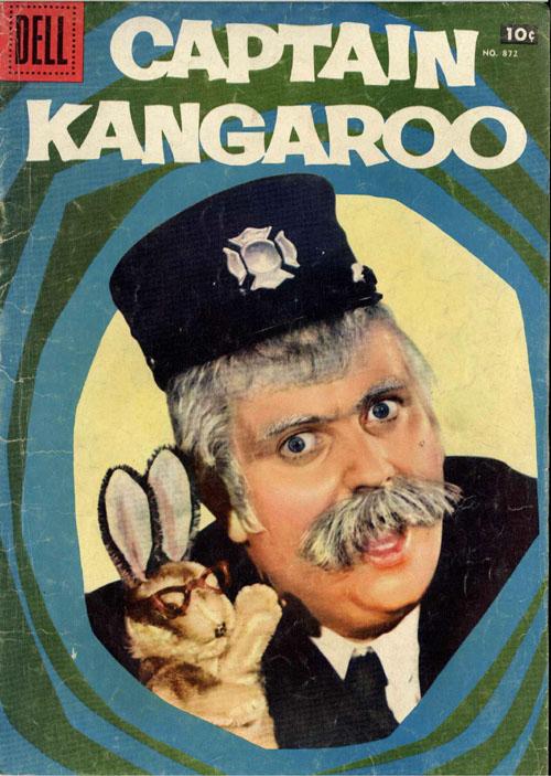 Good Morning Captain Captain Kangaroo Auction
