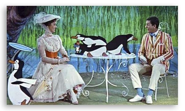 Mary Poppins memorabilia