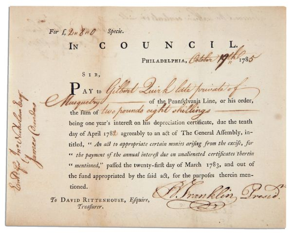 37884_med Benjamin Franklin