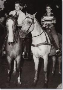 june_juanico_gulf_hills_dude_ranch_1956 Elvis Presley Memorabilia