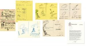 31016 Dr. Seuss Autograph