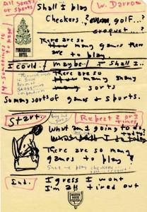 31016b Dr. Seuss Autograph