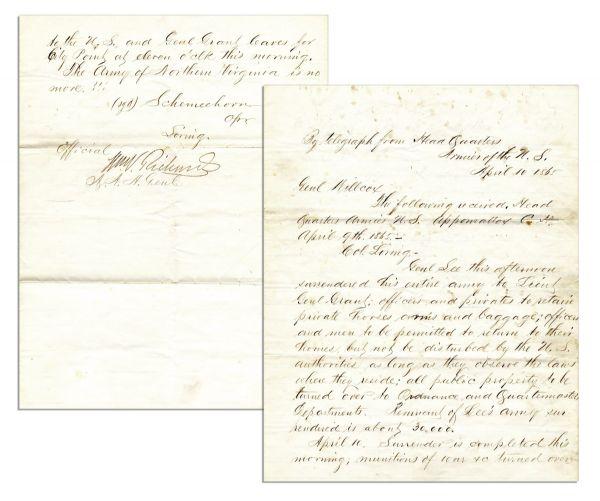 40066_med Civil War Letter Auction