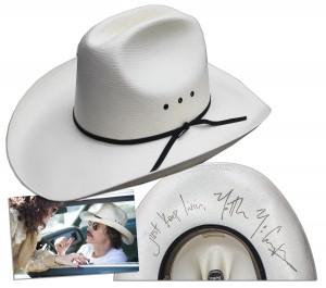 Dallas Buyer's Club Hat Celebrity Memorabilia