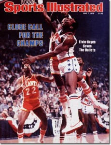 Championship Ring Auction Elvin Hayes Saves the Bullets May 7, 1979 X 23342 credit: Manny Millan - staff