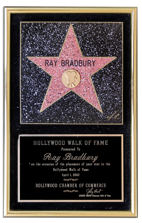 Ray Bradbury Estate Auction At Nate Sanders
