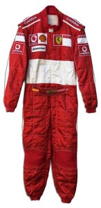 48248_med Formula One Memorabilia Auction