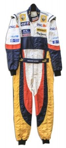 48249_med Formula One Memorabilia Auction