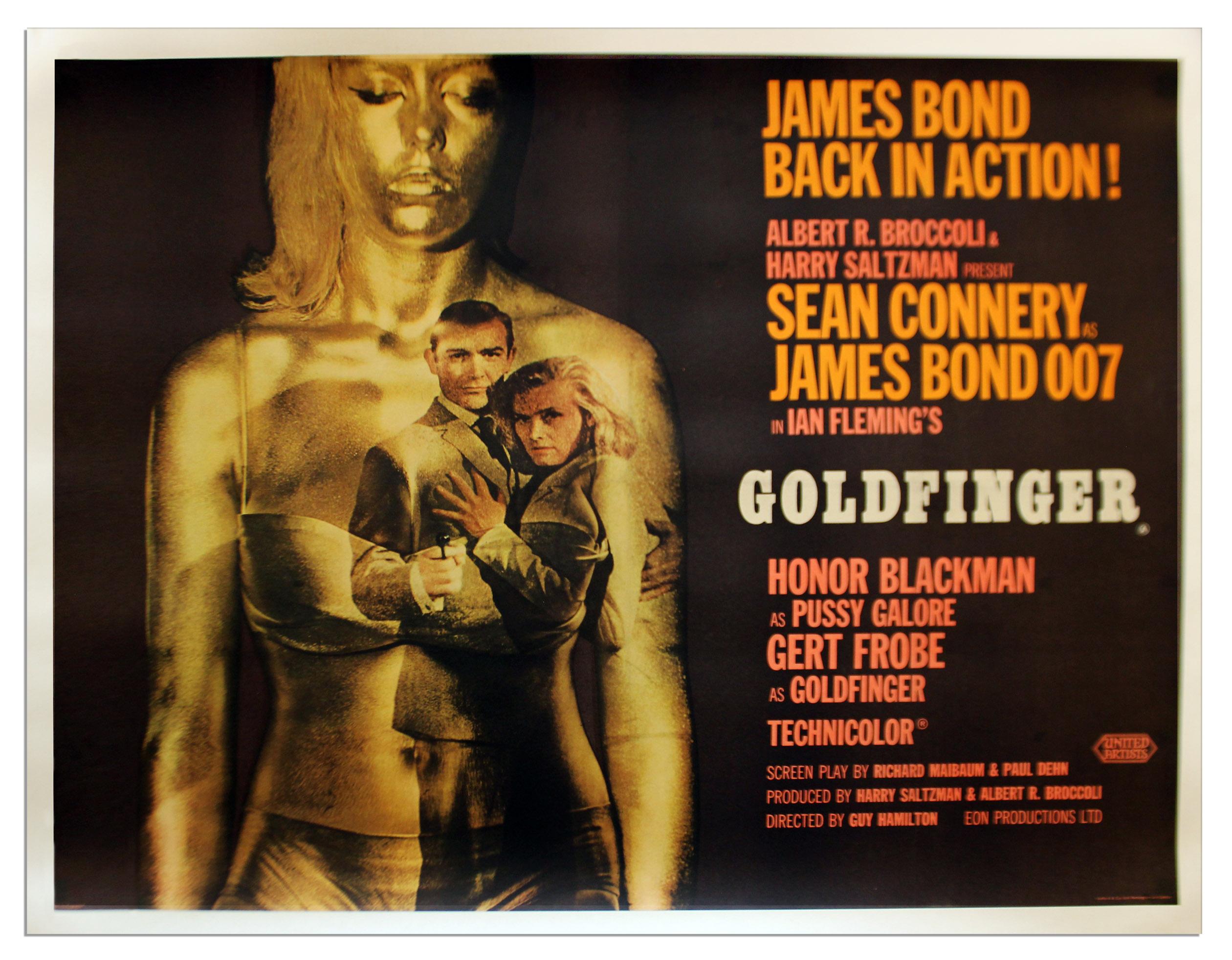 James Bond Memorabilia Auction Sells Pierce Brosnan Suit For 25k
