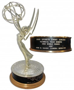 41500 emmy award auction