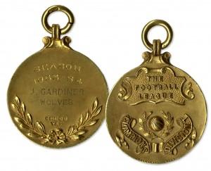 48603 Football Medal Auction