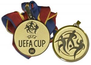 48668 Football Medal Auction