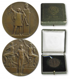 49143 olympic medal auction