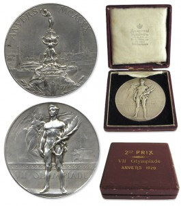 49152 olympic medal auction