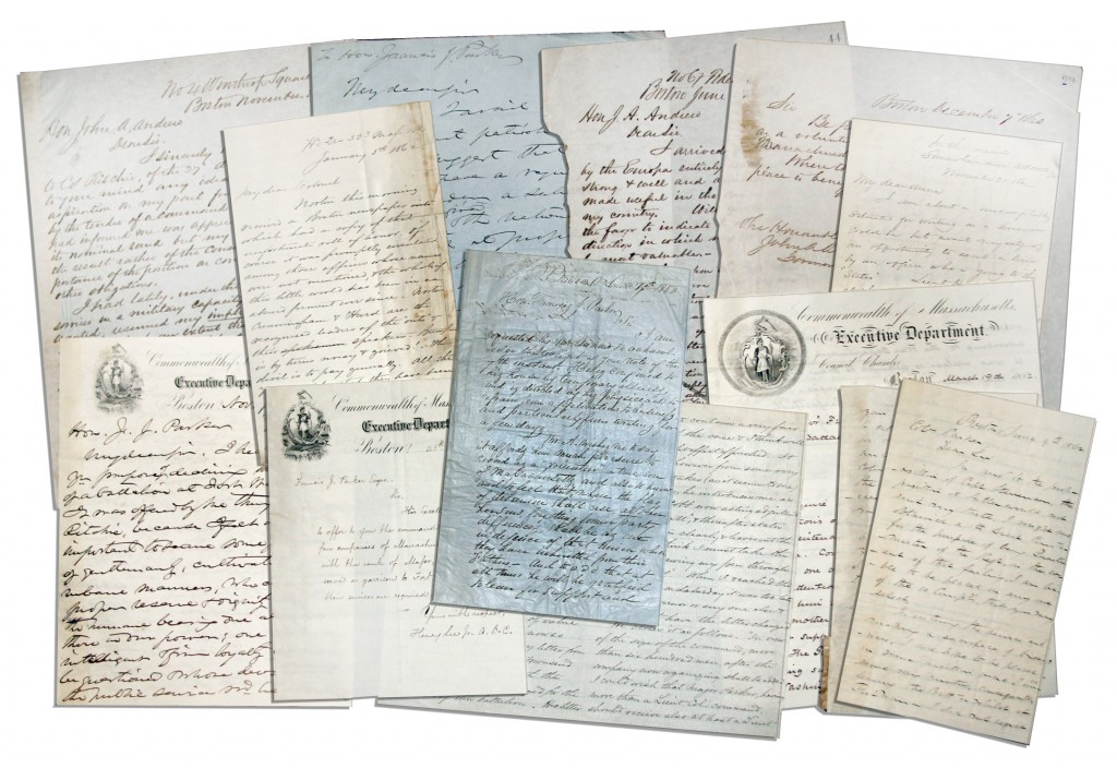 38522 Civil War Letter Auction