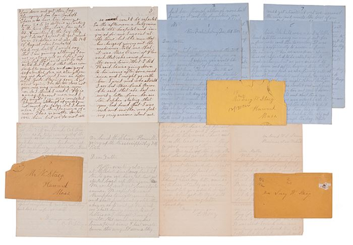 43526 Civil War Letter Auction
