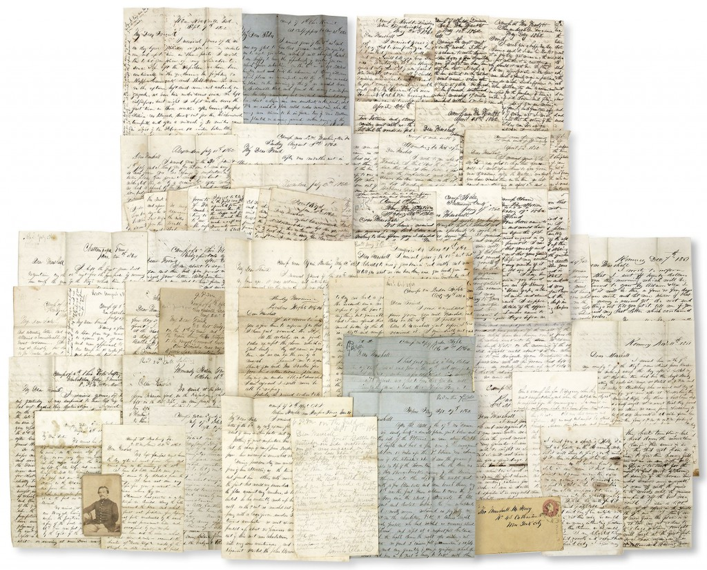 48905 Civil War Letter Auction