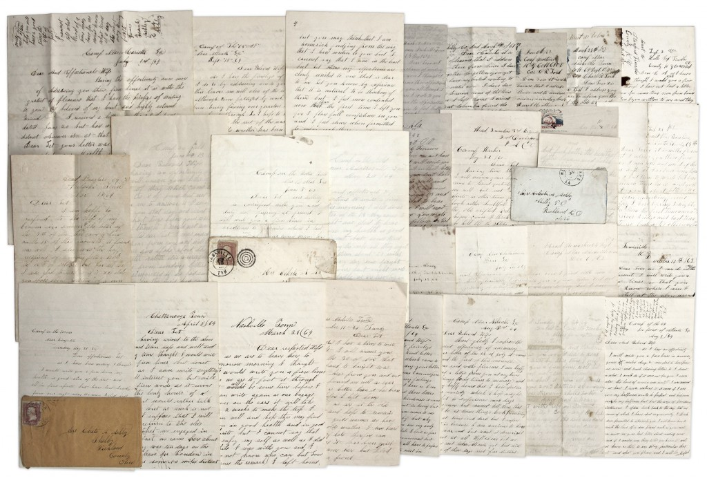 48941 Civil War Letter Auction