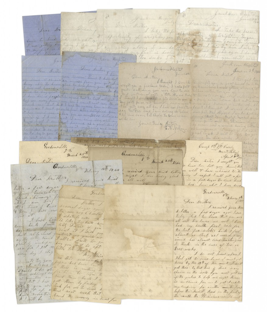49263 Civil War Letter Auction