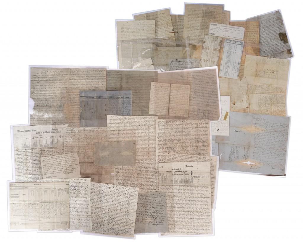 The Poignancy & Power of a Civil War Letter Auction