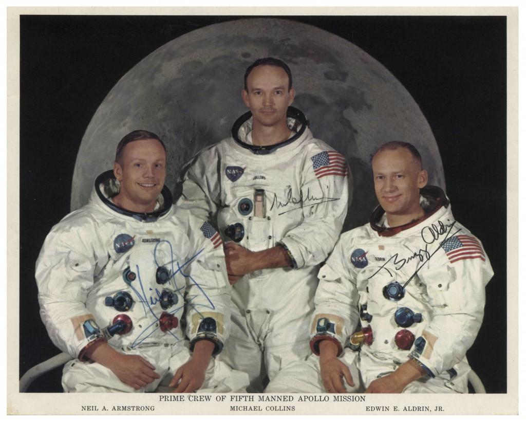 51069 Space Flown Auction