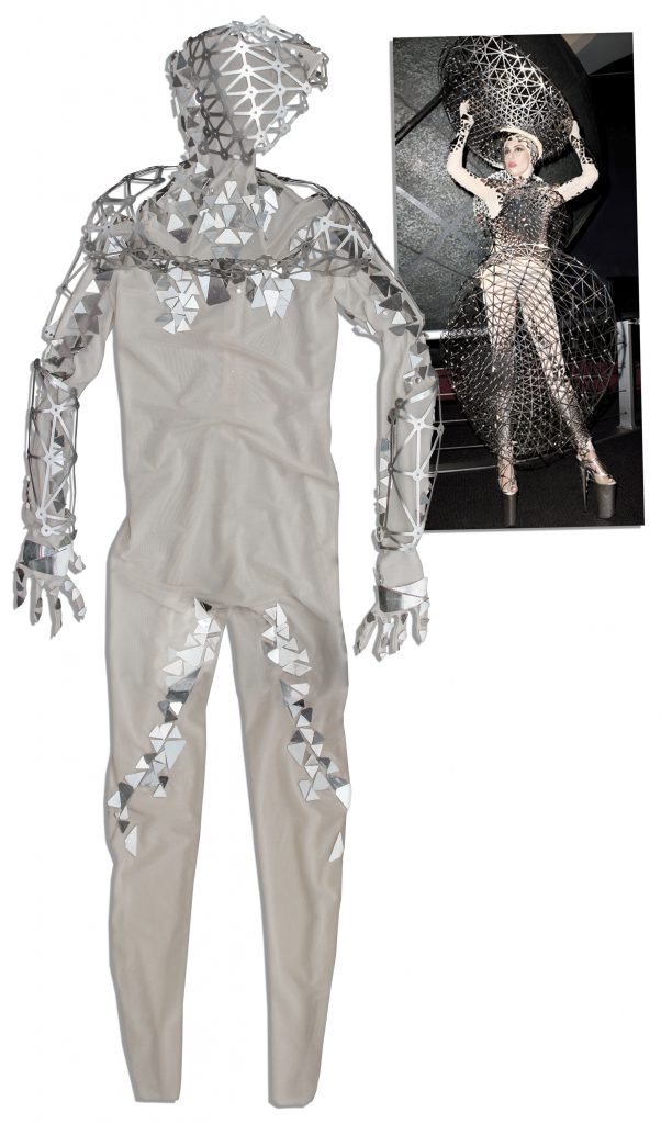 Lady Gaga costume Lady Gaga Worn Elaborate Outfit From Her Current Harper's Bazaar Cover Shoot