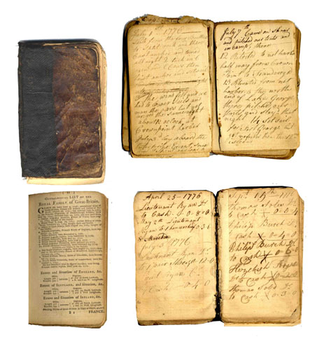 Revolutionary War Diary