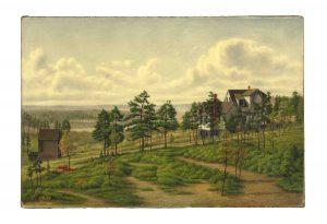 Levi Wells Prentice Painting